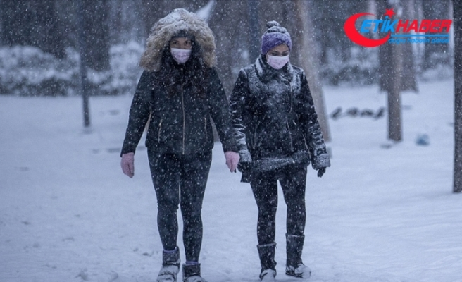 Ankara'da bu akşamdan itibaren kar yağışı bekleniyor