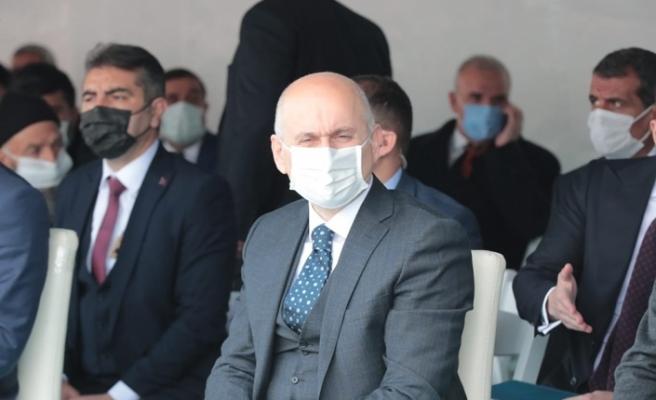 """Bakan Karaismailoğlu: """"Şanlıurfa'ya 8 milyar TL'nin üzerinde yatırım yapıldı"""""""