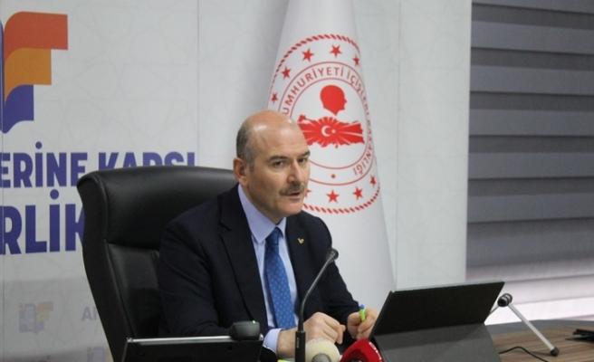 """Bakan Soylu: """"İstanbul Sözleşmesi üzerinden haksız bir ithamla karşı karşıyayız"""""""