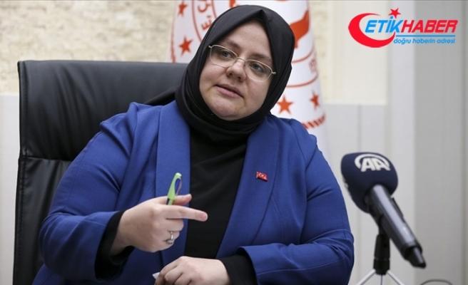 Bakan Zehra Zümrüt Selçuk: Kadın haklarının korunması noktasında kesinlikle bir geri gidiş söz konusu olmayacak
