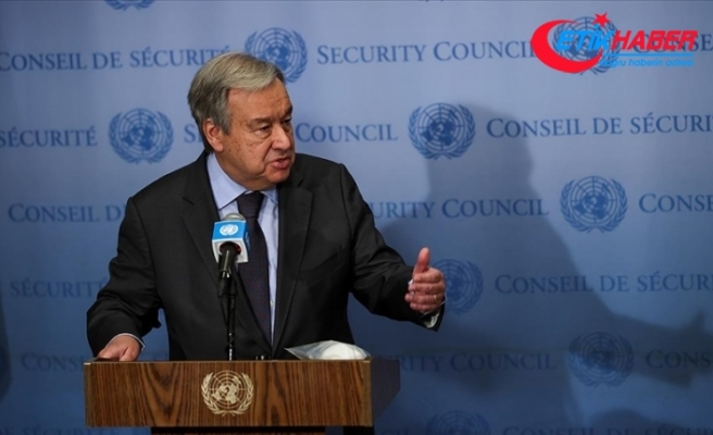 BM, ABD'den küresel aşılama planına öncülük etmesini istedi