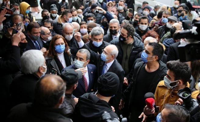 """Bursa'da vatandaştan Kılıçdaroğlu'na """"muhtar bile olamazsın"""" tepkisi"""