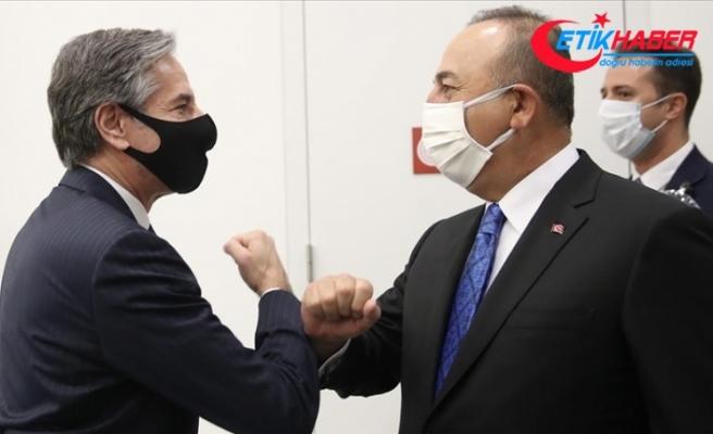Çavuşoğlu-Blinken görüşmesinde ittifak ilişkilerinin önemi teyit edildi
