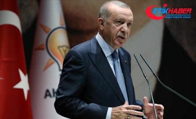 Cumhurbaşkanı Erdoğan: Türkiye'yi özgürlükçü bir anayasaya kavuşturacağız.