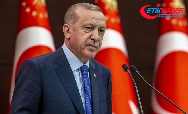 Cumhurbaşkanı Erdoğan: Türkiye'nin en önemli sorunu muhalefetin duruşundaki bozukluktur
