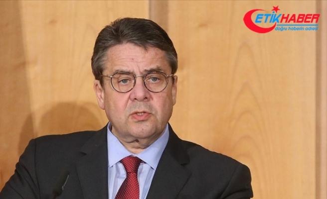 Eski Almanya Dışişleri Bakanı Gabriel Antalya Diplomasi Forumu'nda Türk-Alman ilişkilerini değerlendirdi