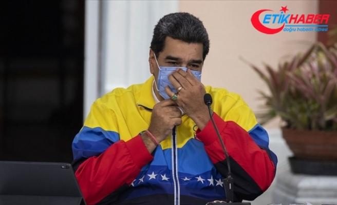 Facebook Venezuela Devlet Başkanı Maduro'nun hesabını dondurdu