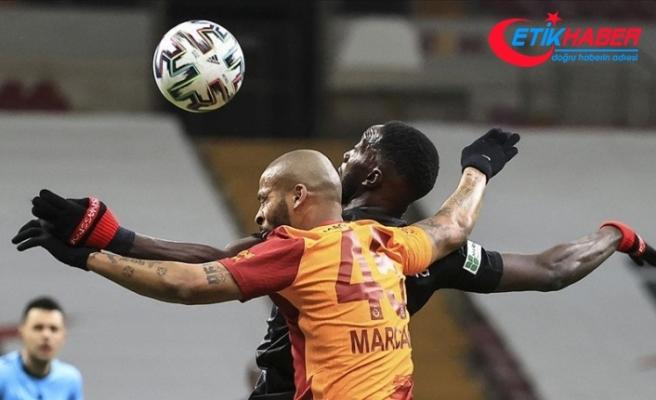 Galatasaray evinde berabere kaldı