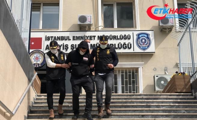 Galatasaraylı futbolcu Mostafa Mohammed'in çantasını çalan şahıs yakalandı
