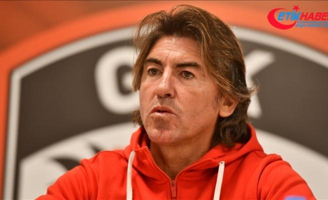 Gaziantep Teknik Direktörü Pinto: Bana göre şu an Türkiye'nin en iyi takımı Beşiktaş