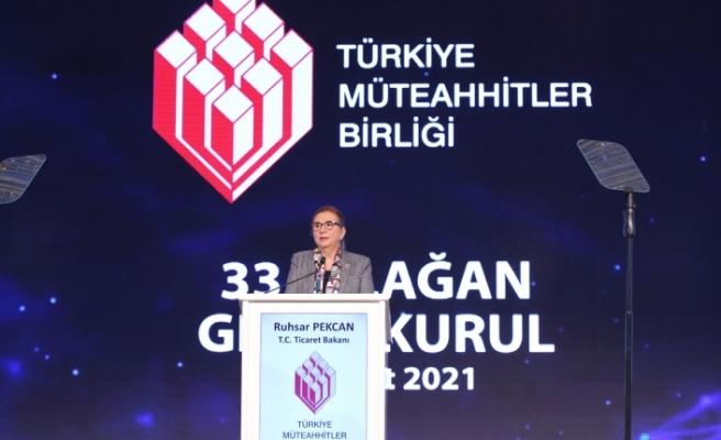 """""""Gümrük Birliği'nin güncellenmesi müzakerelerine Türkiye olarak biz hazırız"""""""