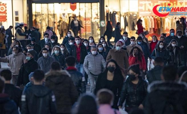 Haftalık Kovid-19 vaka sayıları üç büyükşehirde arttı
