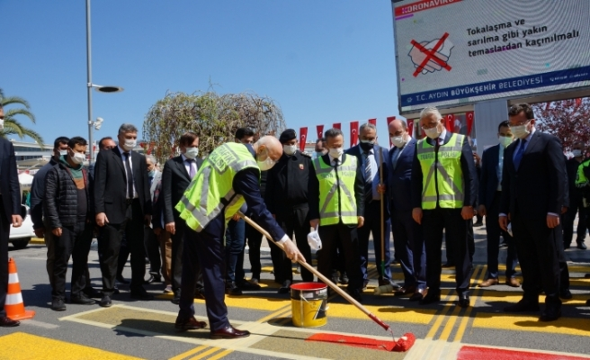 İçişleri Bakan Yardımcısı Erdil, Aydın'da kırmızı çizgiyi çekti