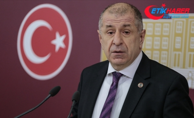 İstanbul Milletvekili Ümit Özdağ İP'den istifa etti