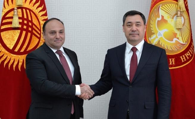 Kırgızistan, Türkiye ile ilişkileri yeni niteliksel seviyeye çıkarmaya hazır