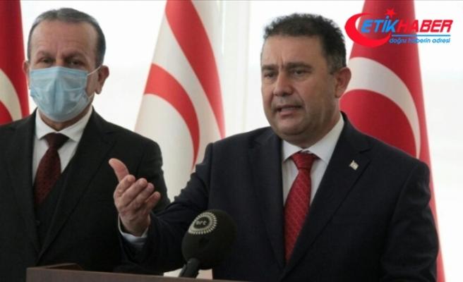 KKTC Başbakanı Saner: Ana vatan Türkiye ile tam bir uyum içindeyiz