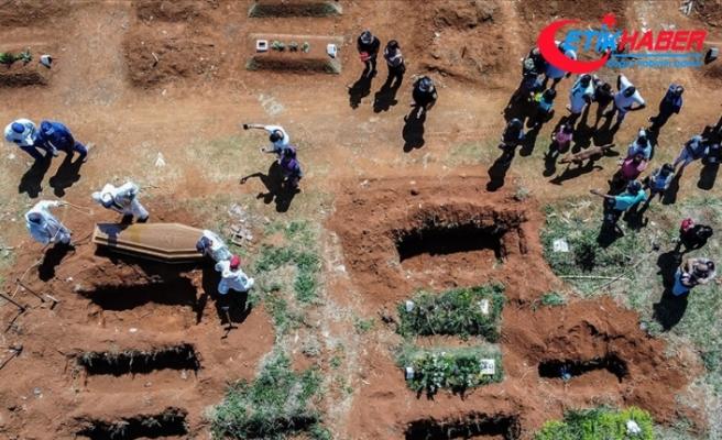 Latin Amerika ülkelerinde Kovid-19 salgınında can kayıpları artmaya devam ediyor