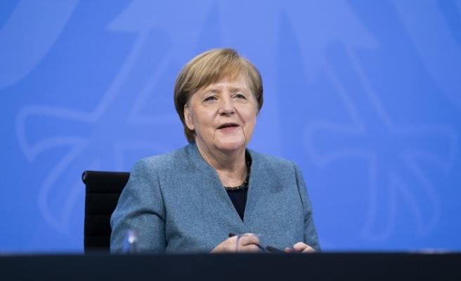 """Almanya Başbakanı Merkel: """"Türkiye stratejik öneme sahip bir ülke"""""""