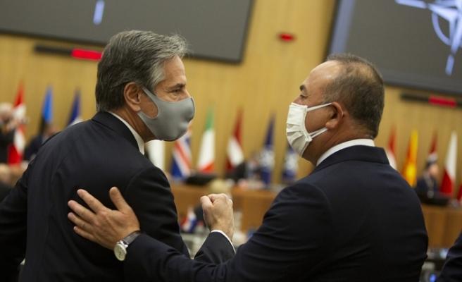 NATO Dışişleri Bakanları Toplantısı başladı