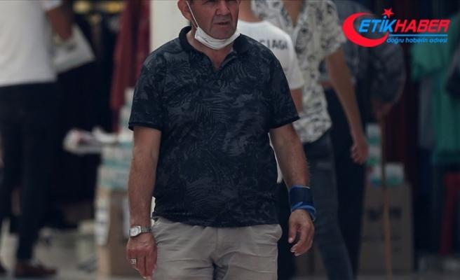 Prof. Dr. Baykam, maskenin cezadan değil, virüsten kaçmak için kullanılması gerektiği uyarısında bulundu