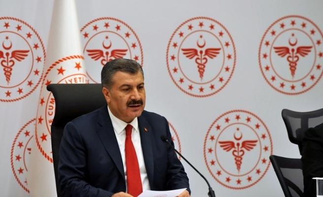 Sağlık Bakanı Koca, Dünya Sağlık Örgütü Medya Brifingine katılacak