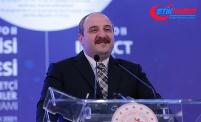 Sanayi ve Teknoloji Bakanı Varank: Üretim çarkları tüm hızıyla dönmeye devam ediyor