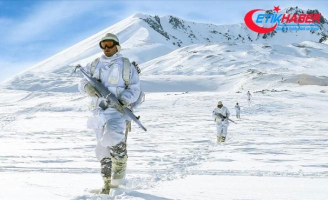 Şırnak ve Siirt'te 1317 personelin katılımıyla 'Eren-12 Güleşli Operasyonu' başlatıldı