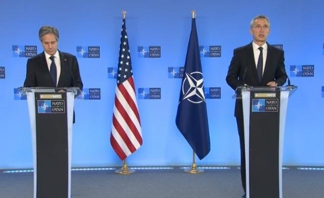 """Stoltenberg: """"Barış görüşmeleri, Afganistan'da kalıcı bir siyasi çözüme giden tek yol"""""""
