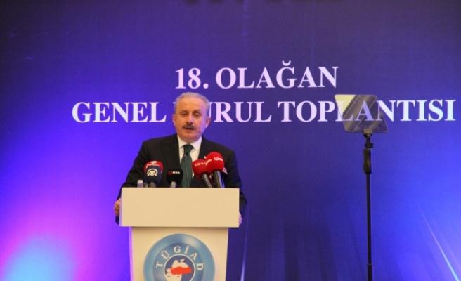 TBMM Başkanı Mustafa Şentop: ''Salgında Türkiye dünyadaki müstesna birkaç ülkeden biri oldu''