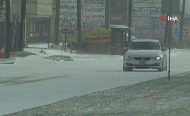 Texas'ta dondurucu soğukların acı bilançosu arttı, ölü sayısı 111'e ulaştı