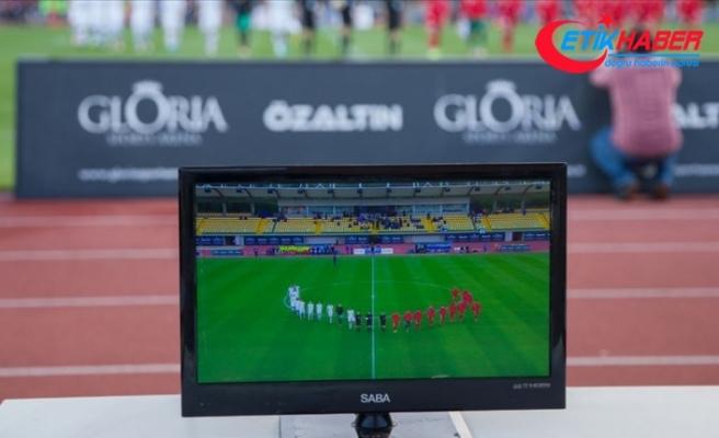TFF 1. Lig'de 2022-2023 sezonundan itibaren VAR uygulanacak