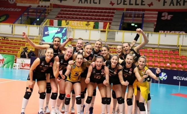 VakıfBank, 9. kez Devler Ligi'nde finalde
