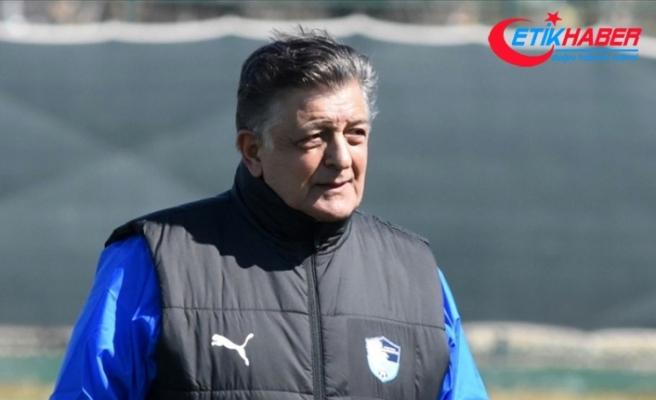 Yılmaz Vural, Büyükşehir Belediye Erzurumspor'u Süper Lig'de tutmanın hesaplarını yapıyor