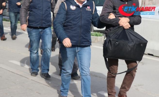 6 ilde FETÖ'nün TSK yapılanmasına operasyon: 10 gözaltı