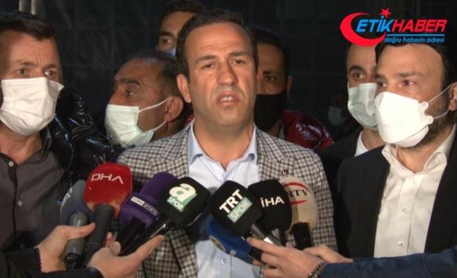 """Adil Gevrek: """"Fenerbahçe'den bir puan almak çok önemli"""""""
