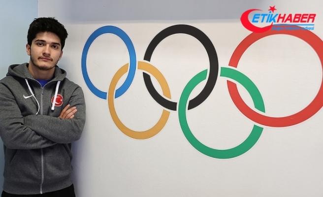 Avrupa şampiyonu milli halterci Özbek: Hedefler koyup hayallerimi gerçekleştirmeye çalışıyorum