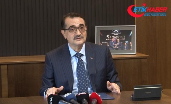 """Bakan Fatih Dönmez: """"2 milyon 500 bin metrekare tek çizgi altında"""""""