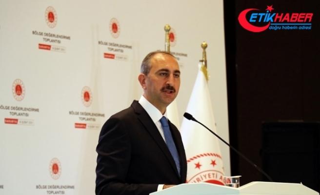 """Bakan Gül: """"Bu karanlık zihniyetle mücadeleyi elbette sürdüreceğiz"""""""