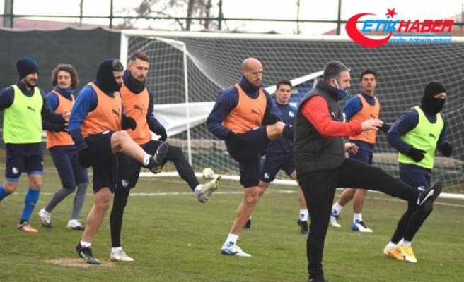 BB Erzurum'da gözler Gençlerbirliği maçına çevrildi