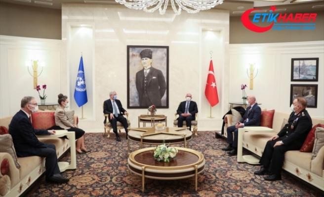 BM 75. Genel Kurul Başkanı Bozkır, Ankara'ya geldi