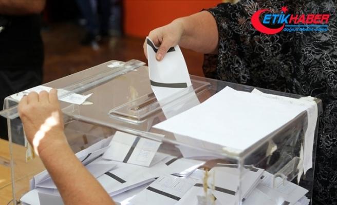 Bulgaristan halkı milletvekili seçimleri için sandık başında