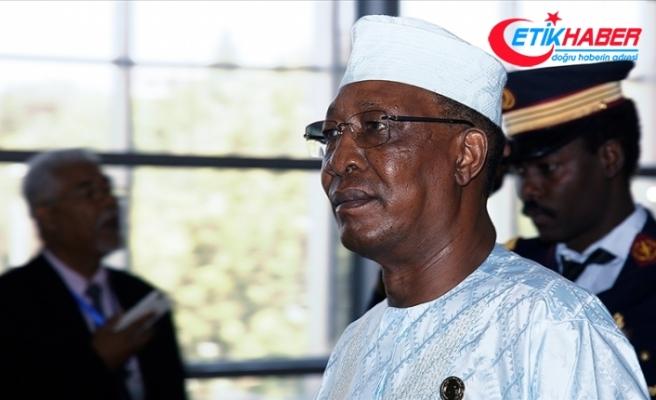 Çad Cumhurbaşkanı İdris Deby Itno cephe hattında çıkan çatışmada yaralanarak hayatını kaybetti