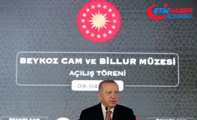 """Cumhurbaşkanı Erdoğan: """"Türkiye'nin çehresini orta ve uzun vadede değiştireceğimize inanıyoruz"""""""