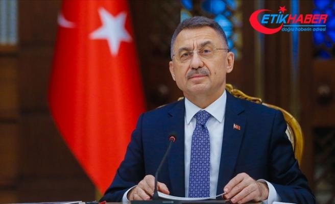 Cumhurbaşkanı Yardımcısı Oktay: Ülkücü hareketin lideri Alparslan Türkeş'i saygıyla ve rahmetle anıyorum