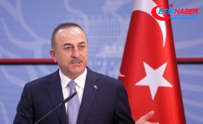 Dışişleri Bakanı Çavuşoğlu, 15 Nisan'da KKTC'yi ziyaret edecek