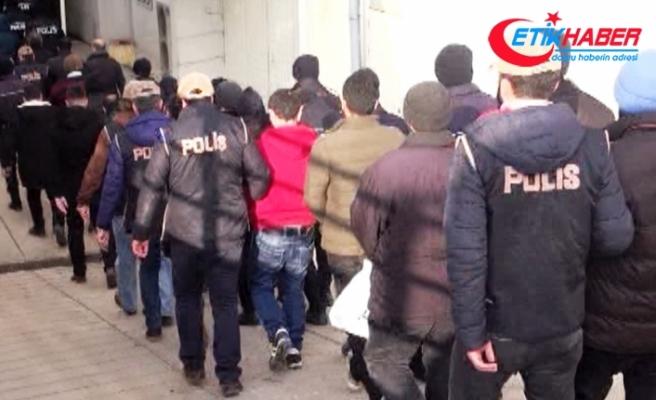 Diyarbakır'da PKK'nın kadın yapılanmasına operasyon: 22 gözaltı