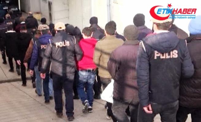 FETÖ'nün hakim ve savcı çalışma evlerine operasyon: 10 gözaltı
