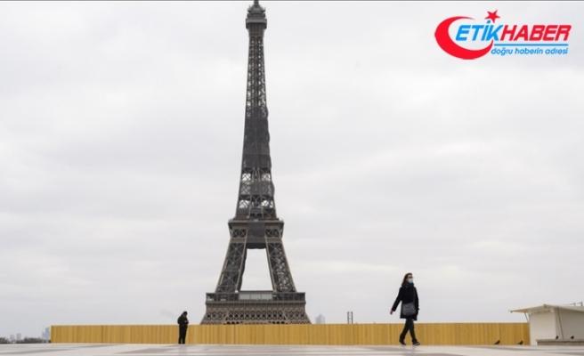 Fransa, Kovid-19 salgınında 1 yılın ardından yeniden sokağa çıkma kısıtlamasına gidiyor