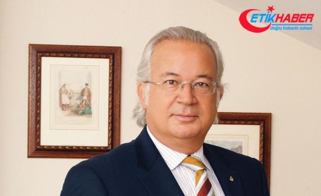Galatasaray'da Eşref Hamamcıoğlu başkan adaylığını açıkladı
