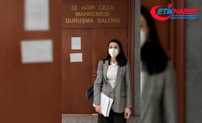 Gazeteci Melis Alphan'ın 7,5 yıla kadar hapsi istendi